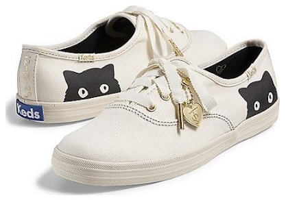 Keds Taylor Swifts Champion Sneaky Cat